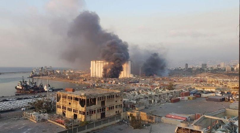 MTA: связь Грузии со взрывом в Бейруте безосновательна