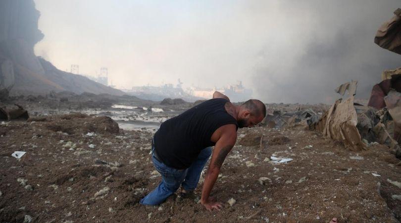 აფეთქების შემდეგ ლიბანელები ერთმანეთს სისხლით, თავშესაფრითა და ფულით ეხმარებიან