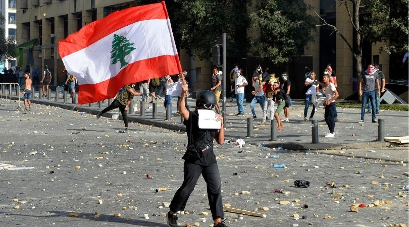 """""""ყველა თვალზე ცრემლია და ყველა ხმაში – აგონია"""" – რას უყვებიან ლიბანელები """"ნეტგაზეთს"""""""