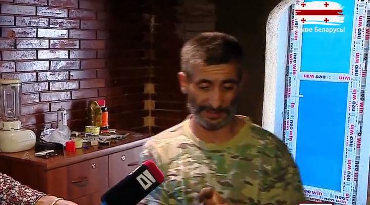 Отец обвиняемого в убийстве Шакарашвили: в доме, скорее всего, была «прослушка»