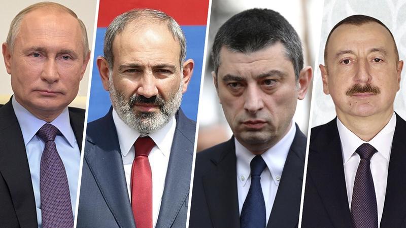 Использовали ли Грузию для поставок оружия в Армению?