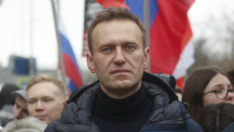 Навальный: за моим отравлением стоит Путин