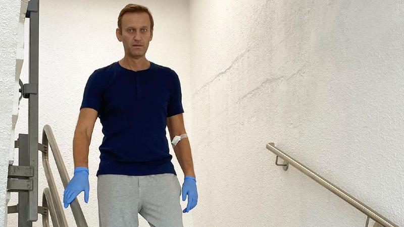Навальный ответил Путину сарказмом на предположение о том, что он «самоотравился «Новичком»