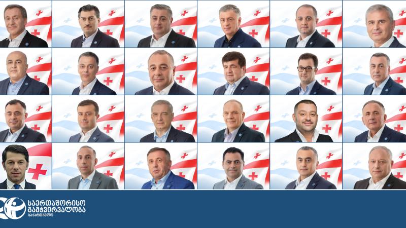 Две трети мажоритарных кандидатов правящей «Грузинской мечты» занимаются бизнесом