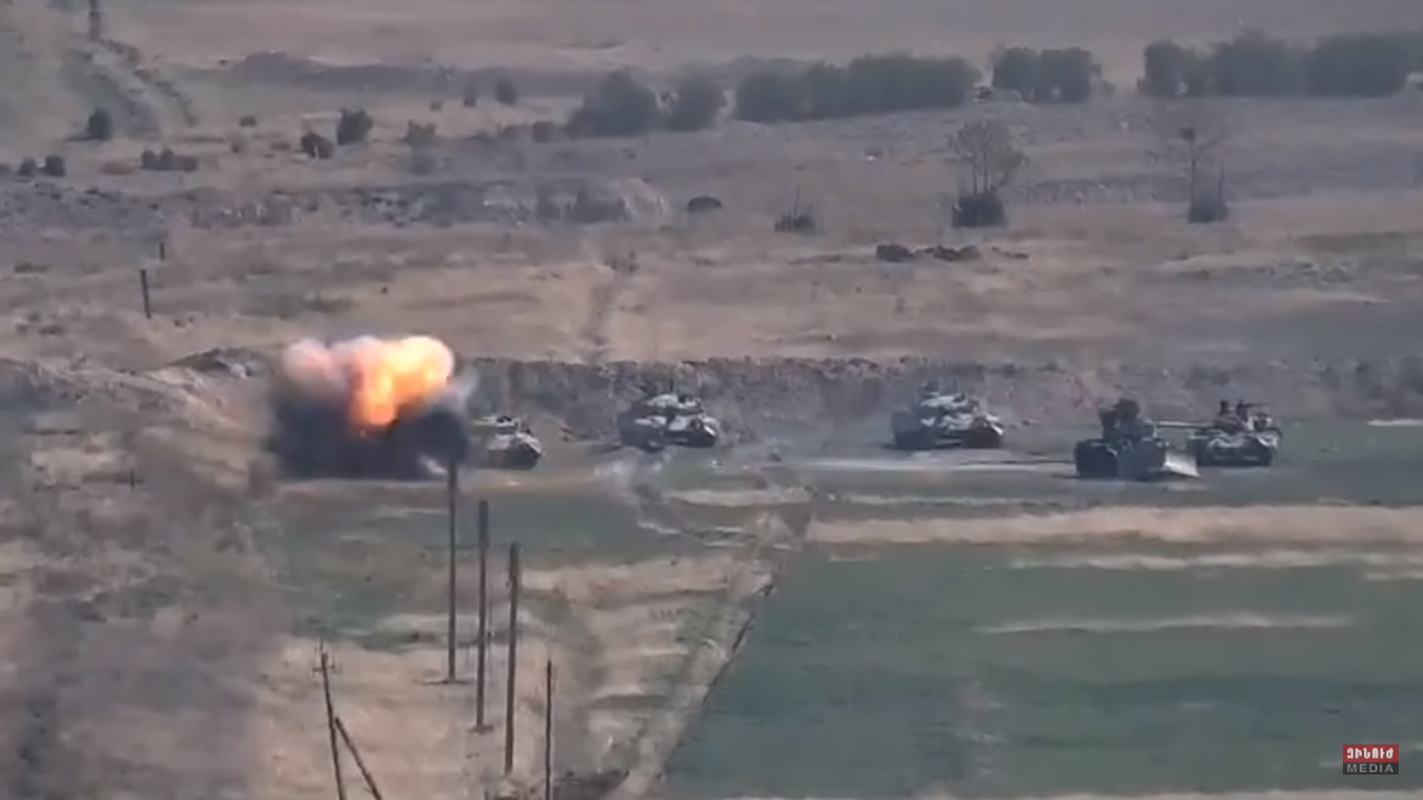 Армянская сторона сообщает об обнаружении в Карабахе 1,111 тел военнослужащих