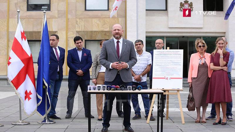 5 оппозиционных партии подписали меморандум о реформах образования и экономики