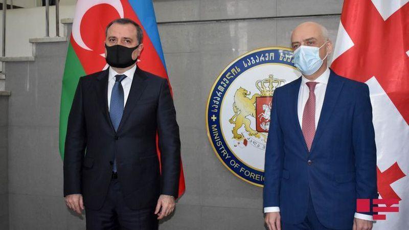 О чем говорили главы МИД Азербайджана и Грузии