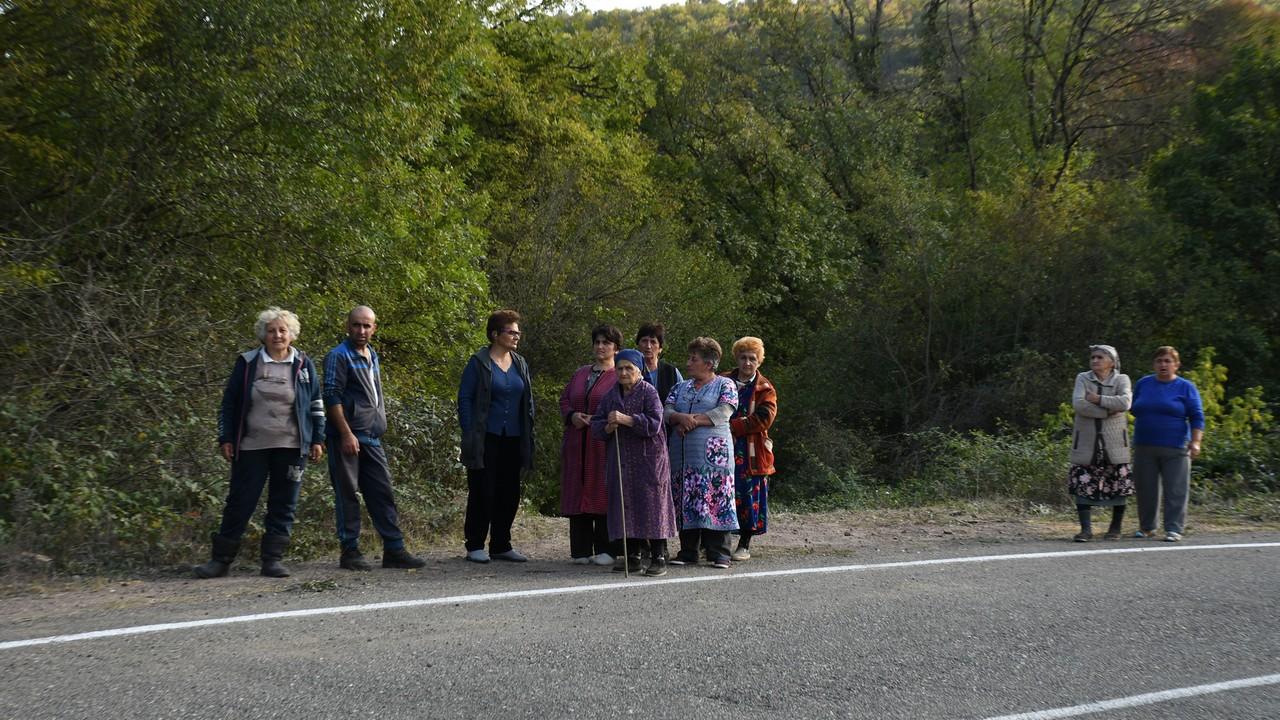 В Карабахе продолжаются интенсивные боевые действия