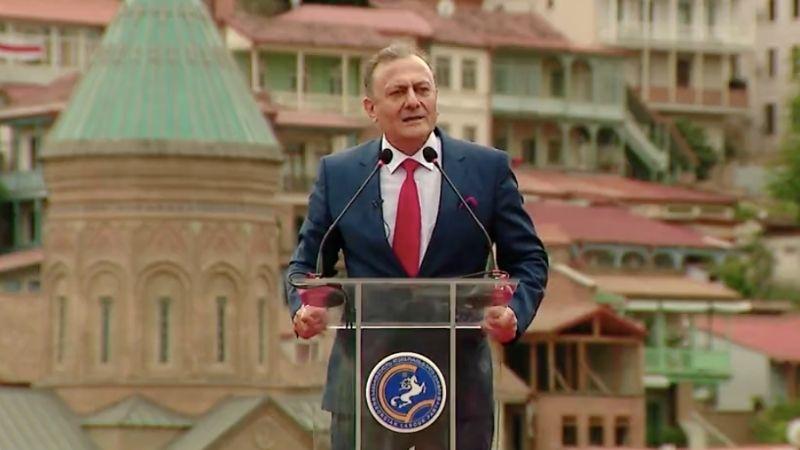 Главный «лейборист» Грузии отказался от депутатского мандата