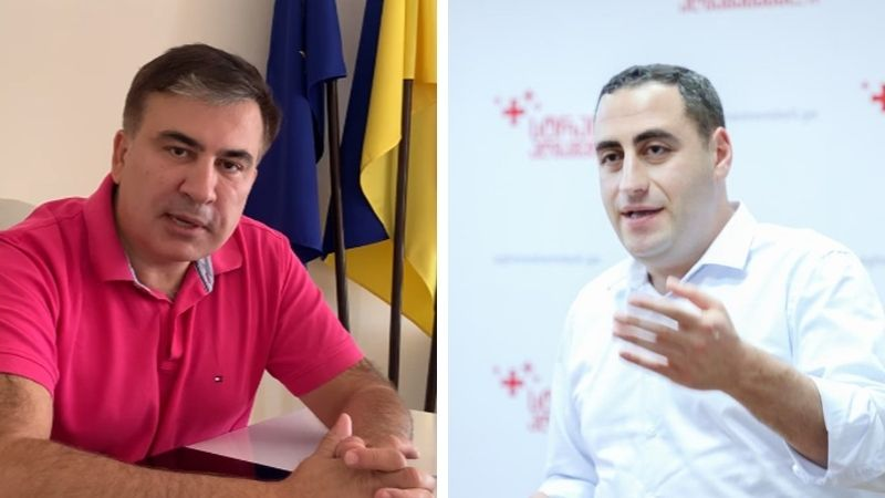 Оппозиционер: Саакашвили окончательно сбит с толку