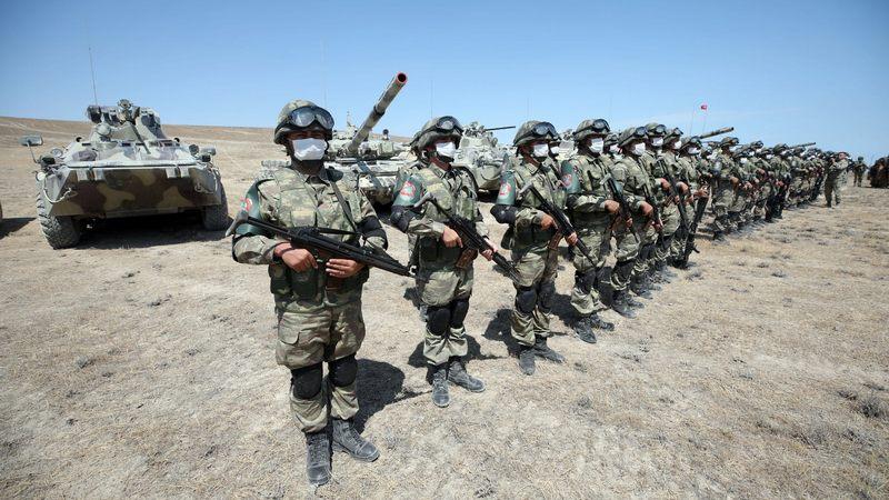 Источники: турецкая фирма наняла сирийских бойцов для переброски в Азербайджан