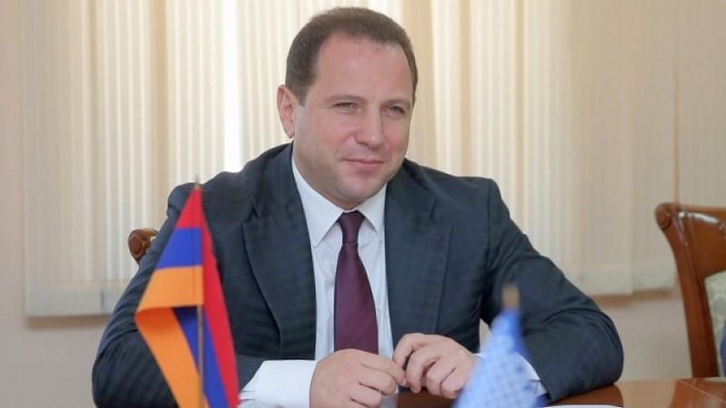 Армения собирается купить у России истребители Су-30СМ