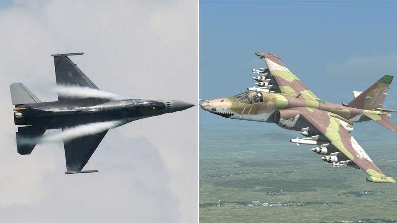 Ереван: сбит азербайджанский СУ-25. Баку называет информацию ложной
