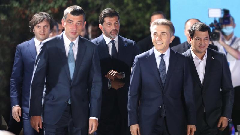 Dream Team «Грузинской Мечты»: тактика и стратегия
