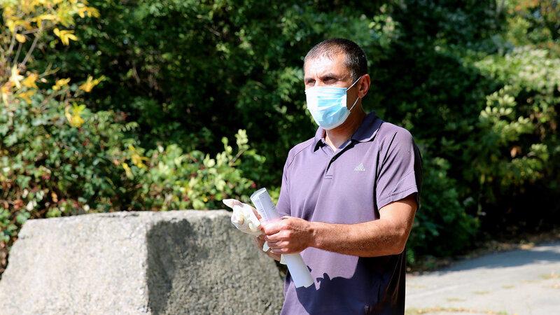 Освобожденный из цхинвальского изолятора: Это чушь насчет летучих мышей