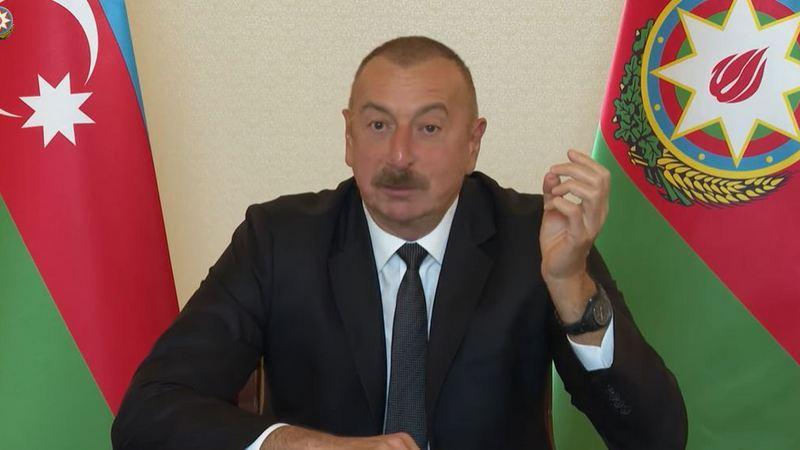 Алиев: в Карабахе никакого референдума не будет