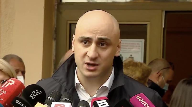 Мелия: Я буду в тесном контакте с Саакашвили, но партия будет управляться из Грузии