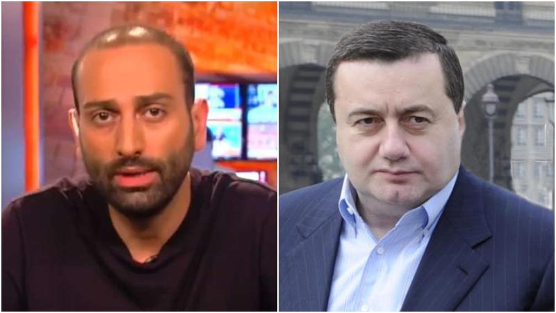 Журналист обвиняет бизнесмена и бывшего депутата в угрозе