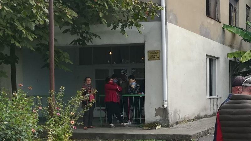 ISFED: у избирательных участков мобилизованы «координаторы»
