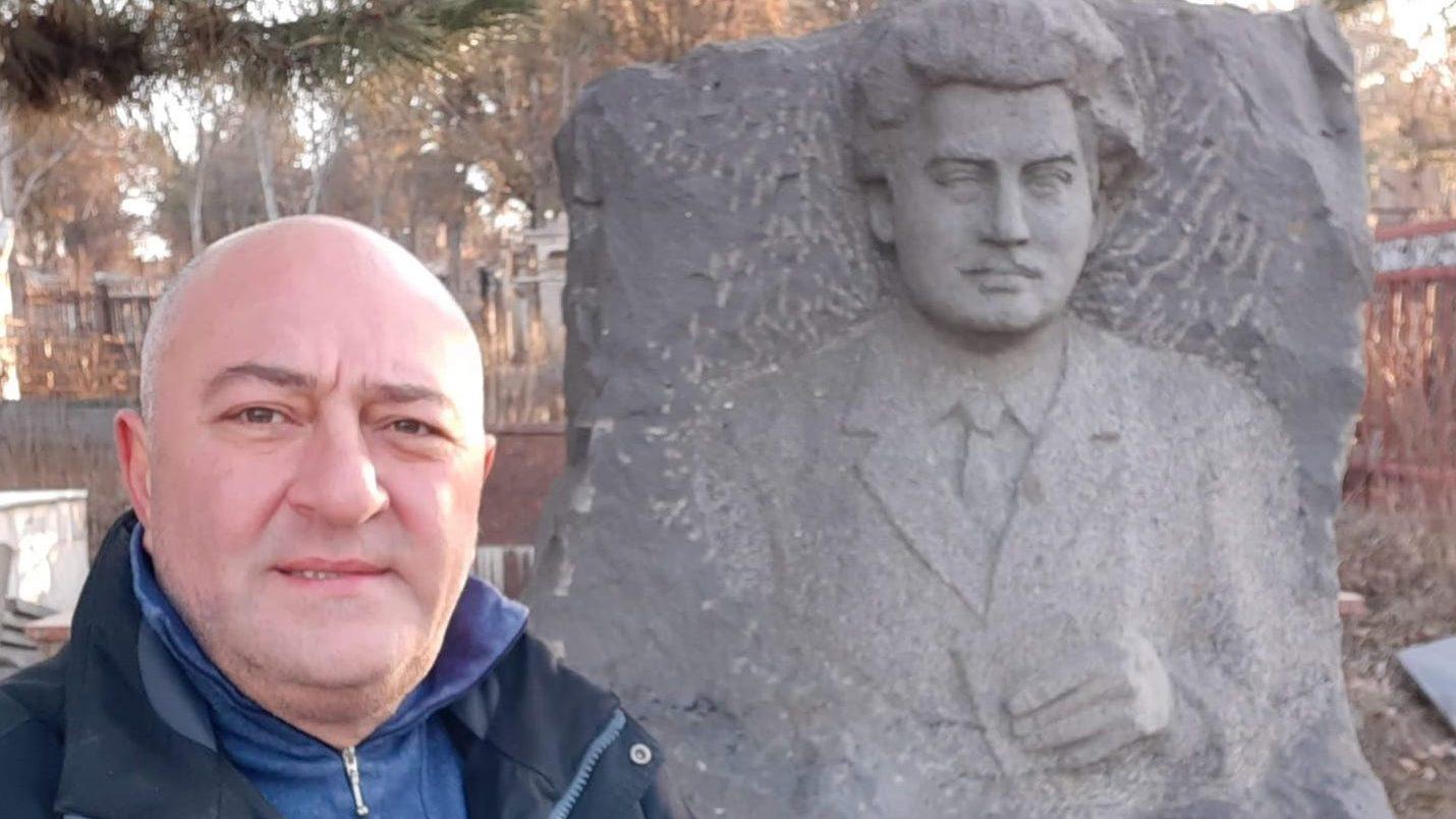 Одна из улиц Тбилиси названа в честь осетинского поэта Гиоргия Бестаути