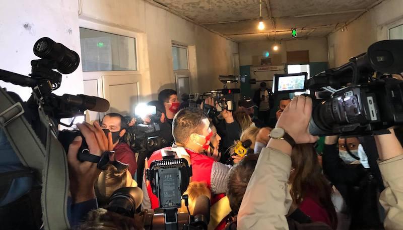 «Платформа 2020»: с участка в Кизиладжло выдворены наблюдатели от оппозиции