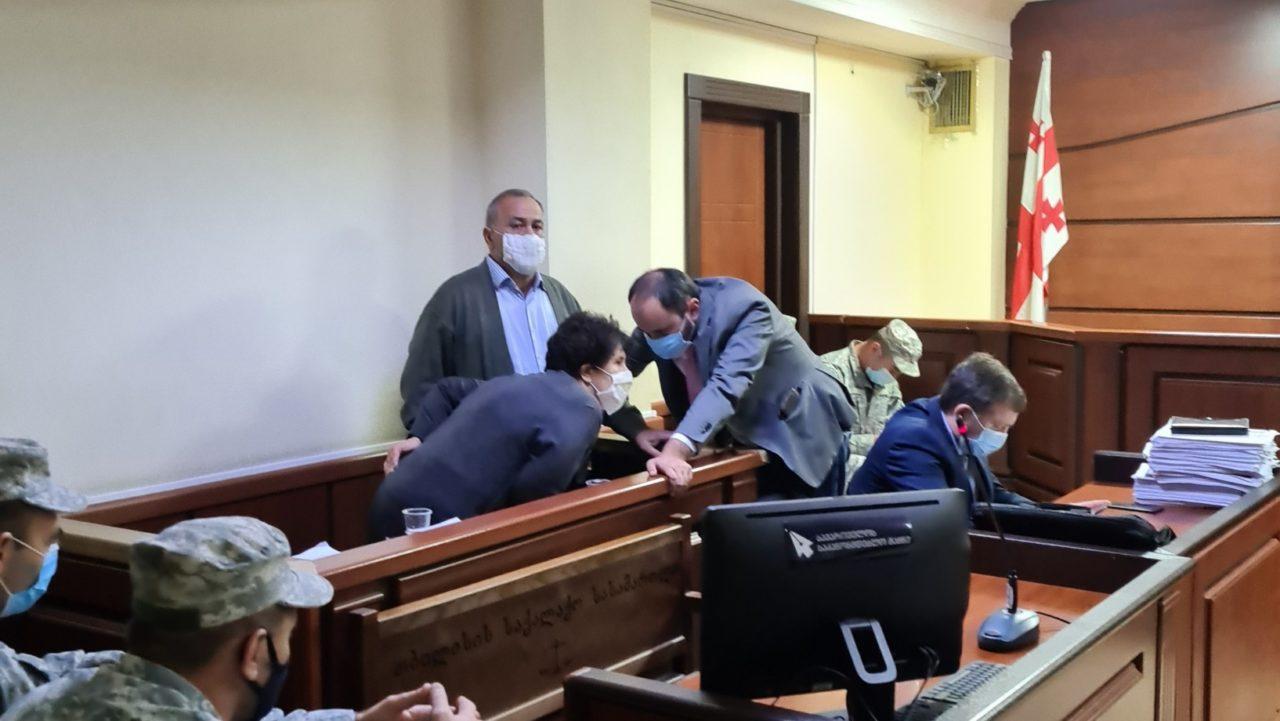 «Дело картографов»: Прокуратура требует залог по 30,000 лари для Мелашвили и Ильичевой