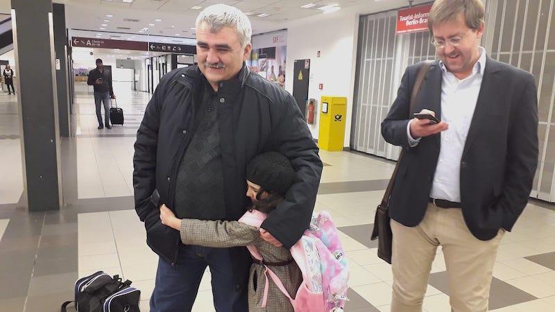 Афган Мухтарлы: меня не допустили на борт самолета