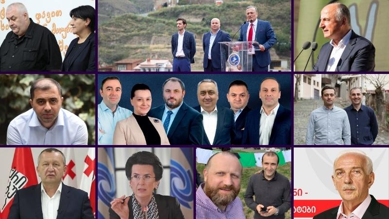 Кто с кем: партии о формировании коалиции в парламенте