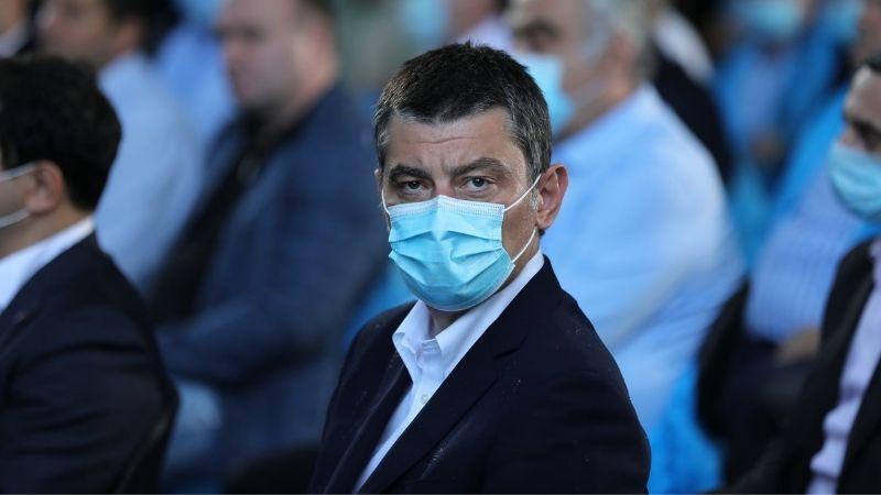 Премьер Грузии: распространяется ложная информация, цель которой посеять панику