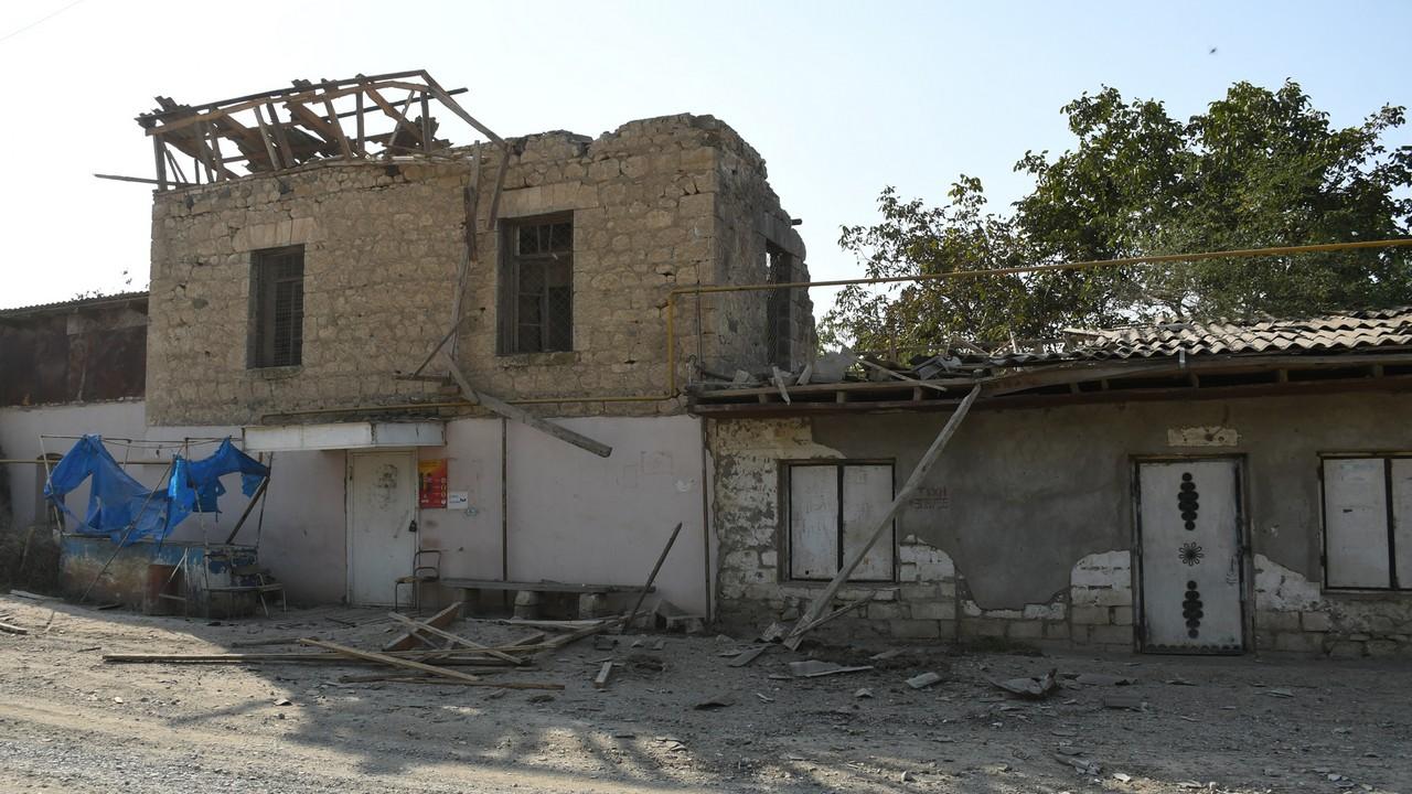 Баку: армянская армия понесла крупные потери
