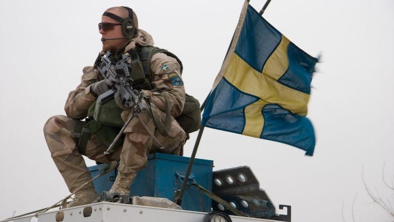 Швеция увеличивает военные расходы из-за российского фактора