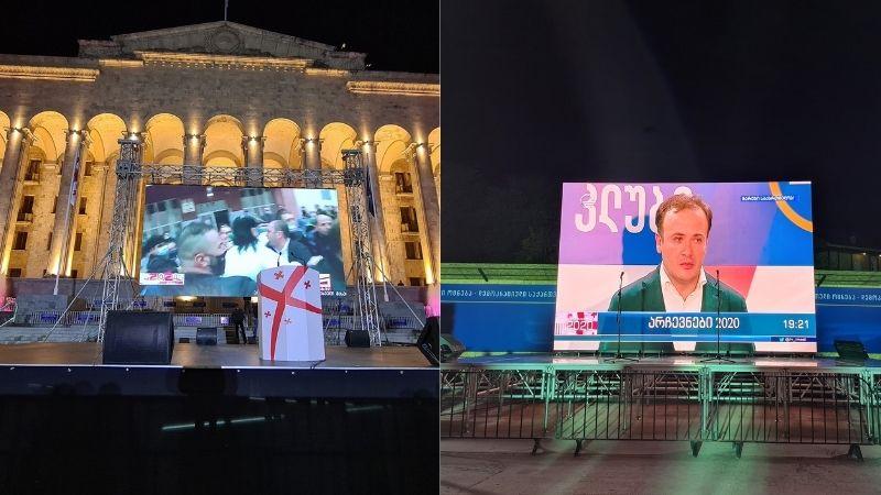 «Нацдвижение» и «Мечта» организуют собрание сторонников в Тбилиси