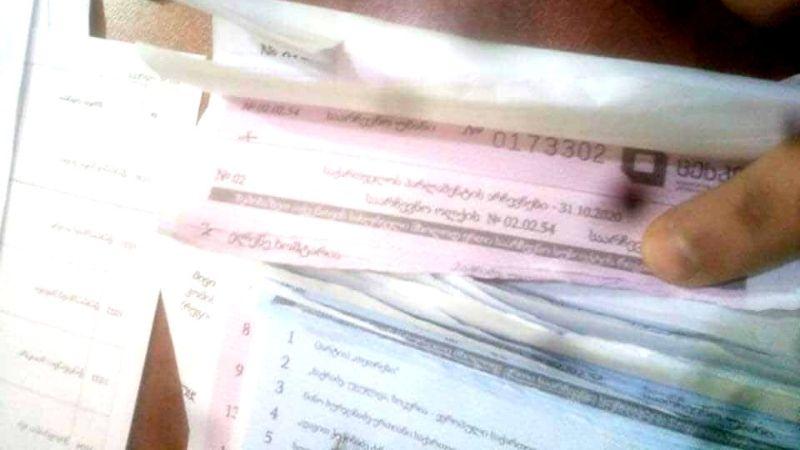 ISFED: бюллетени повреждены — номера 1 и 2 оказались недоступны избирателям
