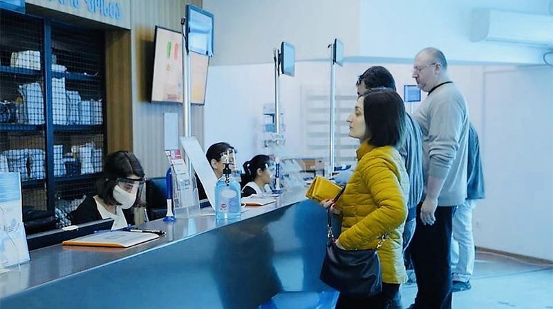 საქართველოს ფოსტის სერვისცენტრებში ბილაინის აბონენტებს სიმ ბარათის აღდგენა შეუძლიათ