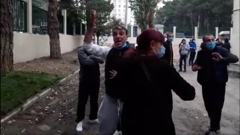 «Publika»: в Глдани на участке № 79 совершено нападение на журналиста