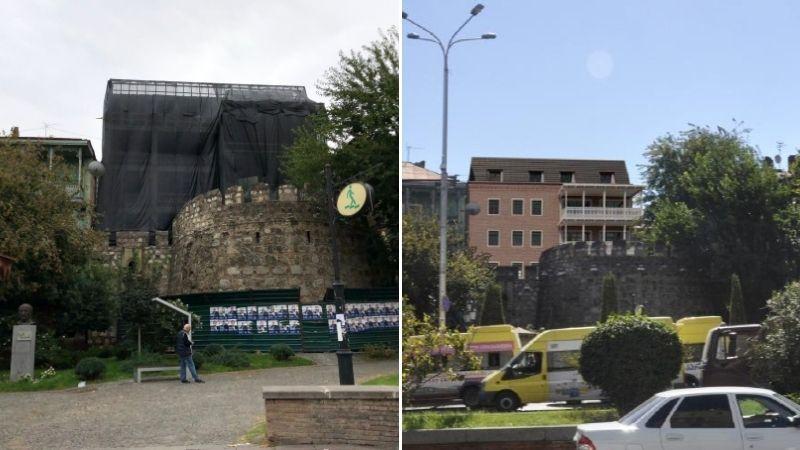 სასტუმრო ისტორიულ გალავანზე – რატომ არის ეს მშენებლობა პრობლემური