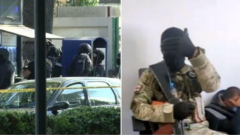 ზუგდიდში ბანკზე თავდასხმა ტერორისტულ აქტად გადაკვალიფიცირდა