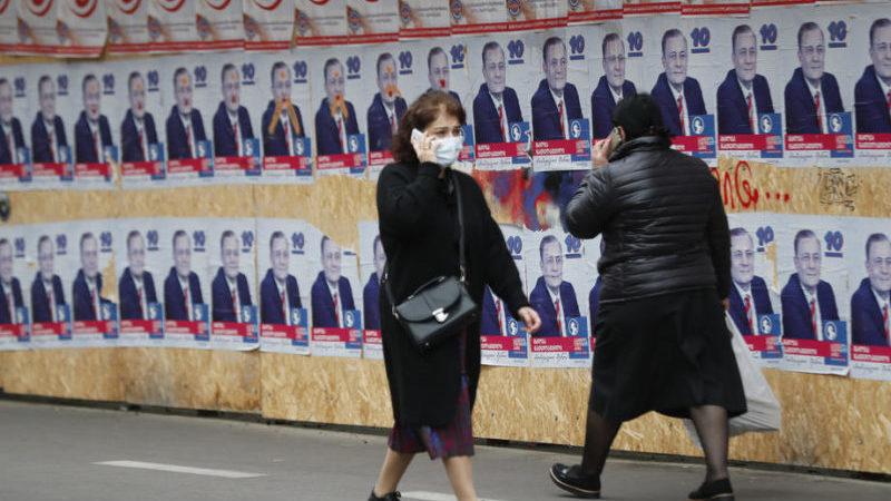 Стратегии оппозиционных партий по борьбе с ковидом