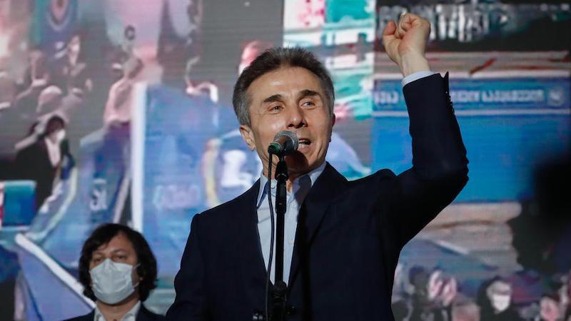 Иванишвили: избиратель научился различать и анализировать