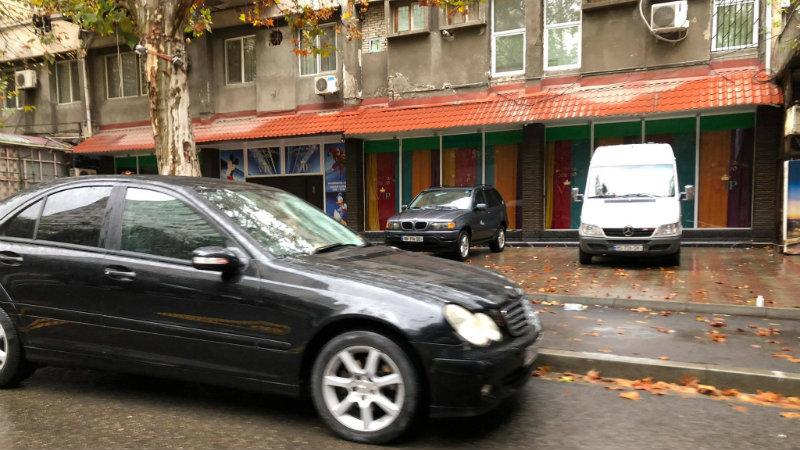 В Тбилиси сбит пешеход находившийся на автобусной полосе