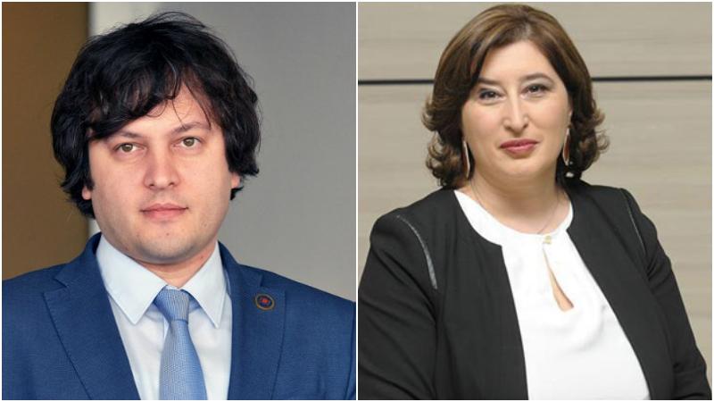 Исполнительный секретарь «Грузинской мечты»: главу ЦИК следует наградить
