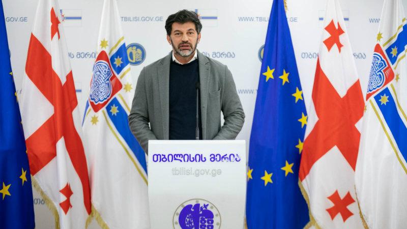 Мэр Тбилиси: Водители такси, не прошедшие техинспекцию, потеряют лицензию