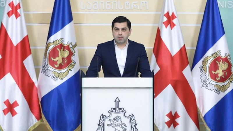 МВД Грузии: в связи с инцидентами в день выборов возбуждено 12 уголовных дел