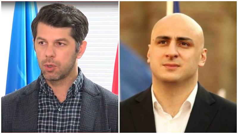 «Грузинская Мечта» требует от члена «Нацдвижения» доказательств или извинений