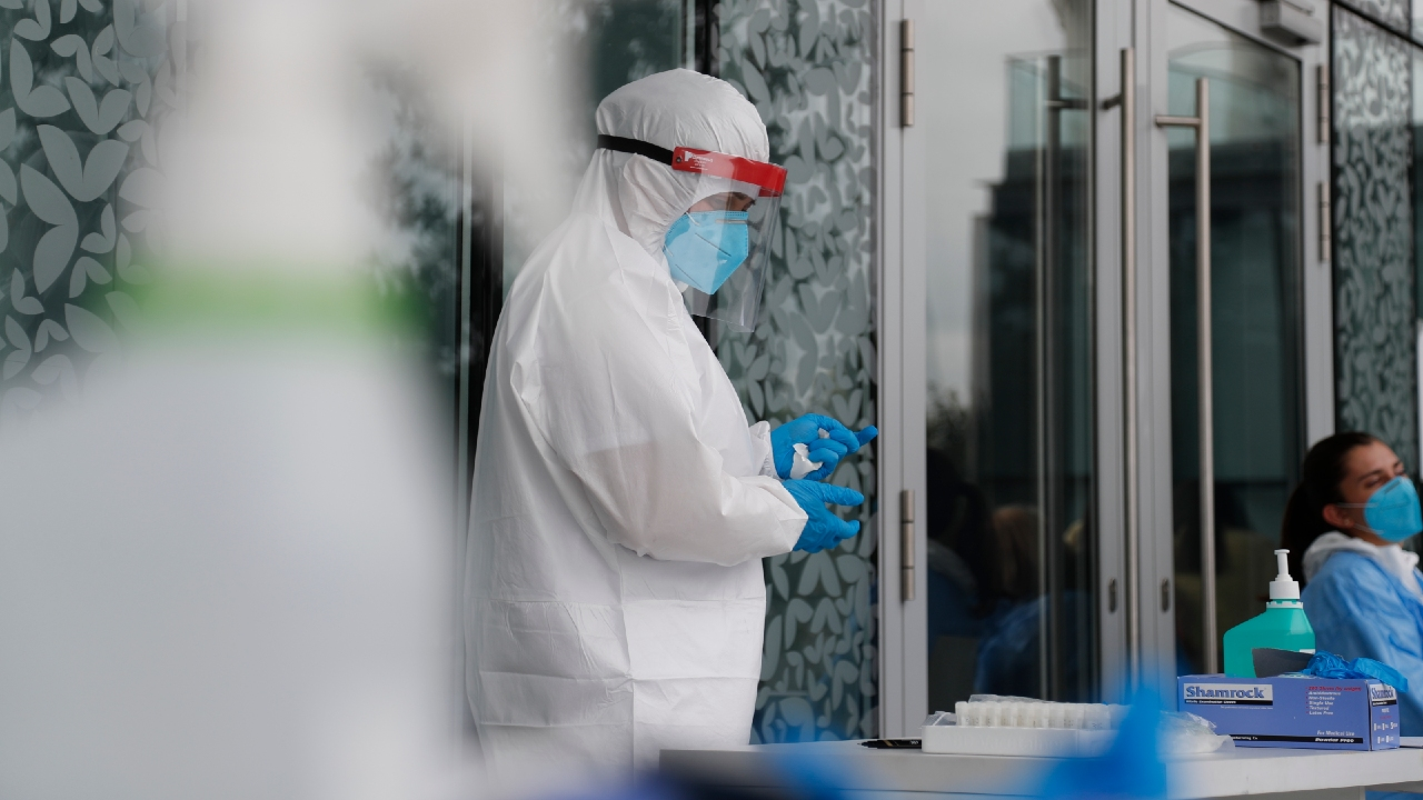 17 апреля: В Грузии выявлено 1 219 новых случаев ковида, скончались 9 человек