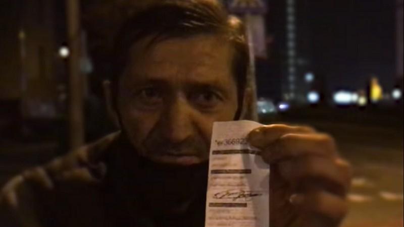 НПО призывает МВД Грузии прекратить штрафовать бездомных после 22:00 часов