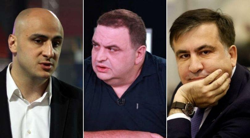 Саакашвили: я благодарен тем, кто поднимает вопрос о моем возвращении