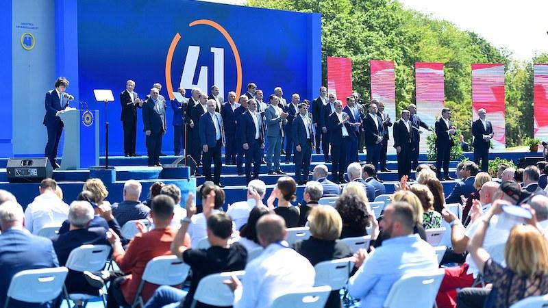 Во всех 17-ти избирательных округах победили кандидаты «Грузинской мечты»