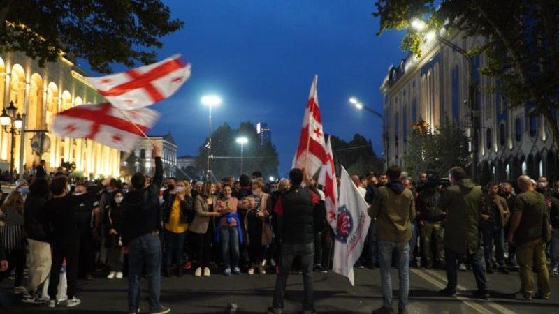 Бойкот парламента — оппозиция подписала совместное соглашение