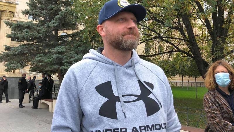 Лидер партии «Гирчи — Больше свободы» Зураб Джапаридзе не подпишет документ Даниельсона